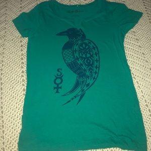 Girls Lucky Brand t-shirt